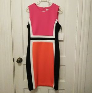 Calvin Klein Bodycon Dress NWT